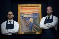 Leon Black was reportedly the buyer of Edvard Munch's The Scream for $119.9 million.