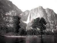 An image of Yosemite Falls from Rick Norsigian's find.