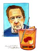 Fine Art Daily, National Whiskey Sours Day, John Cheever