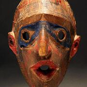 Bella Coola Carpenter Mask, 1875-1900