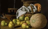 Luis Melendez: Master of the Spanish Still Life opens February 2 at the Museum of Fine Arts, Boston.