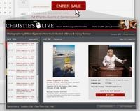 Christie's Live