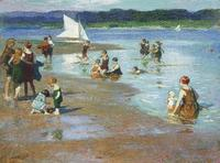 Edward Potthast at Christie's