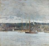 Childe Hassam, Newport, Questroyal Fine Art, NY.