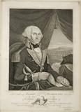 His Excellency George Washington Lieu.t Gen.l of the Armies of the United States of America. Dedicated to Commodore John Barry and the officers of the Navy and Army of North America. Ferrai & Dupin, Baltimore, engraved by John Galland after F. Bartoli, early 19th century. The Society of the Cincinnati, Gift of H. Russell Drowne, Jr., 1958.