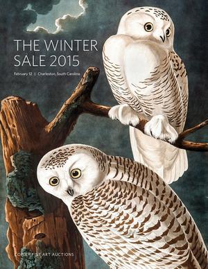 Copley Fine Art Auctions Winter Sale 2015