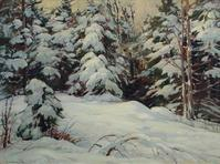 Aldro Hibbard at Vose Galleries, Boston