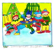 Fine Art Daily, Christmas elves