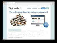 DigitisedArt is bringing the benefits of cloud technology and online networking to the art market.