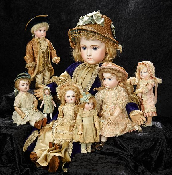 Huguette Clark doll collection