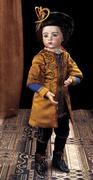 Theriault's sold this French art doll, circa 1914, by sculptor Albert Marque on July 12 for $263,000.00 (including buyers premium), shattering the previous record for a similar model sold in 2003 for $215,000.00.