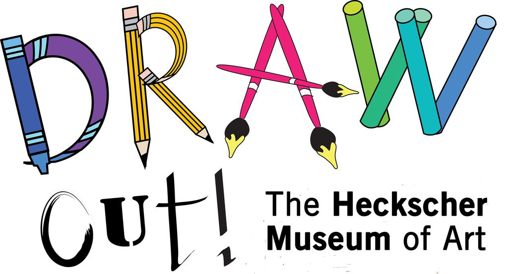 DRAW OUT! at The Heckscher Museum of Art