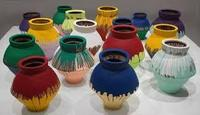 Vases by artist Ai Weiwei