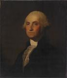 This Gilbert Stuart portrait of George Washington is in Cottone Auctions' March 27 sale.