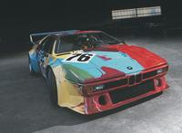 Warhol BMW art car