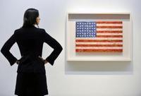 Jasper Johns.  Christie's International.