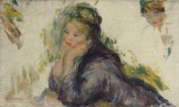 Renoir sketch from the Bloch collection