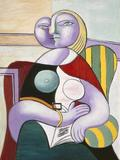 Pablo Picasso, The Reading