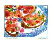 Fine Art Daily, Bruschetta