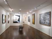 """Gesture and Abstraction"" - Installation view"