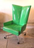 Paul MCobb High Back Swivel Chair, 1955