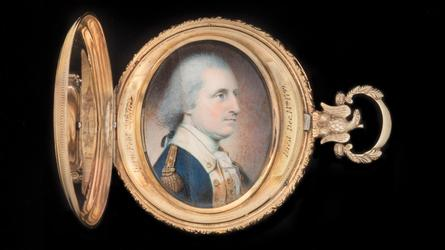 George Washington, 1788, by James Peale (American, 1749–1831) (Dietrich American Foundation)