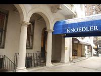 Knoedler exterior.  Bloomberg.