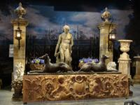 Barbara Israel's booth, Winter Antiques Show