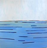 Elizabeth Enders' Ocean Blue Memory at diane birdsall gallery.