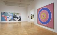 Kenneth Noland.  MOCA.
