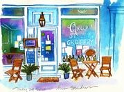 Queen Street Grocery, Charleston, SC
