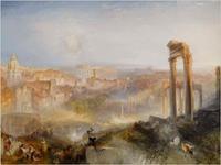 "Turner's ""Modern Rome — Campo Vaccino"""