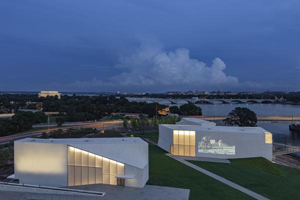 The REACH at the Kennedy Center for Performing Arts opens to the public on September 7, 2019.