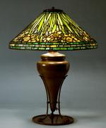 Tiffany Studio, Daffodil Table Lamp c,1900-1920