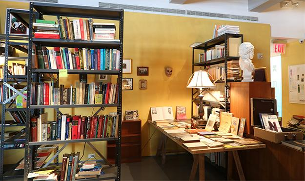 Libreria Doncelese at Urbano Project