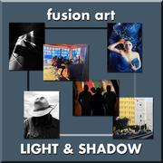 """Light & Shadow"" International Online Juried Art Exhibition is Open! www.fusionartps.com"