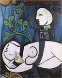 """Christie's is expected to sell Picasso's """"Nu au Plateau de Sculpteur (Nude, Green Leaves and Bust)"""" for more than $80 million."""