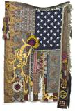 Sarah Rahbar, flag 28, 2008, Courtesy Carbon 12.