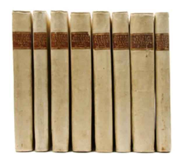 FBI recovered antiquarian book collection to be sold by Leslie Hindman Auctioneers on March 16th.
