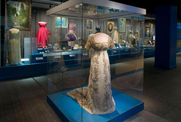 "A new gallery exhibit, ""The First Ladies at the Smithsonian"" opens March 10."