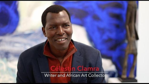 Clamra Celestin Tribal Art Dealer
