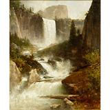 Thomas Hill, Vernal Falls, Yosemite, at Rago Arts May 15 sale.