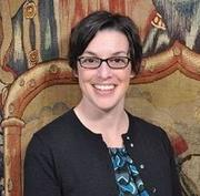 Melanie M.  Halloran, Director of Books & Manuscripts