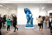 Metallic Venus by Jeff Koons at TEFAF 2013 Photo: Loraine Bodewes