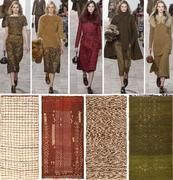 Michael Kors Collection & Vintage Moroccan Rugs