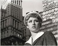 Cindy Sherman.  Untitled Film Still #21.  1978.  Gelatin silver print, 7 1/2 x 9 1/2″ (19.1 x 24.1 cm).  The Museum of Modern Art, New York.  Horace W.  Goldsmith Fund through Robert B.  Menschel © 2012 Cindy Sherman