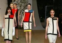 Fashion after Mondrian