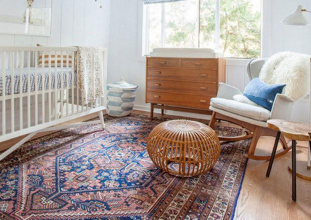 15 Tips For Decorating With Antique Rugs