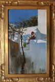 Charles Caryl Coleman's Capri, 1892.