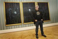 "Damien Hirst's new show ""No Love Lost"""